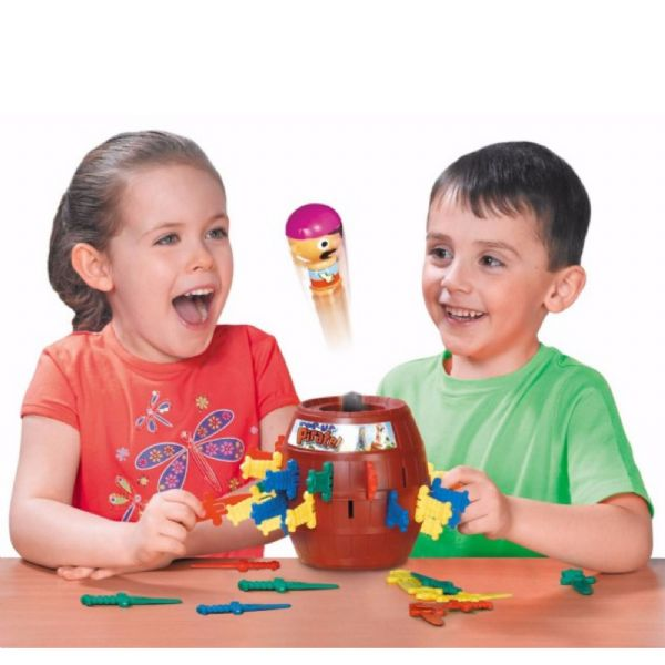 TOMY Original Pop-Up Pirate Game